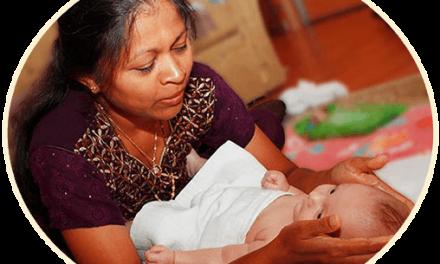 Sangita babamasszázs
