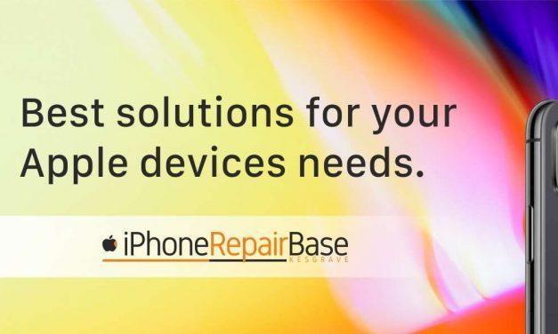 iPhone Repair Base – magyar Apple szerviz Angliában