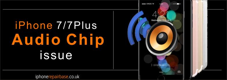 iPhone 7 és 7 Plus Audio Chip problémák – hogyan lehet megoldani őket?