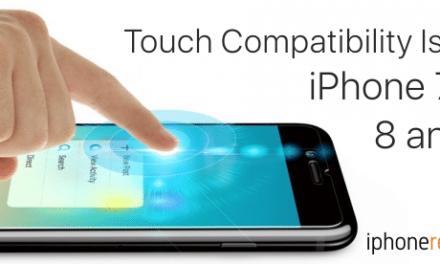 Kompatibilitási problémák az iPhone 7, 7 Plus, 8 és 8 Plus képernyőinél