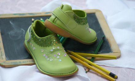 Milyen cipőt vegyünk iskolakezdésre?