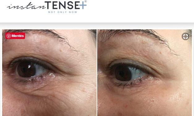 InstanTENSE® – az öregedés hatékony ellenszere