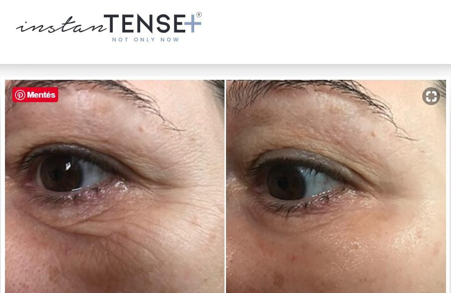 InstanTENSE® – az öregedés természetes ellenszere