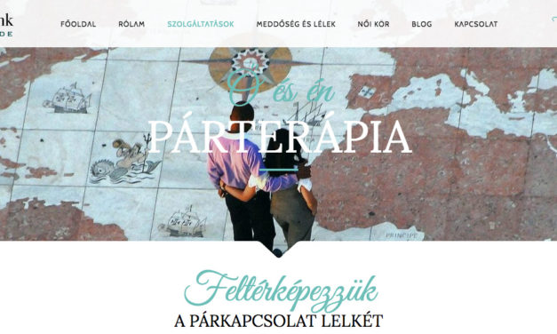 Párterápia online – lelkidolgaink.hu