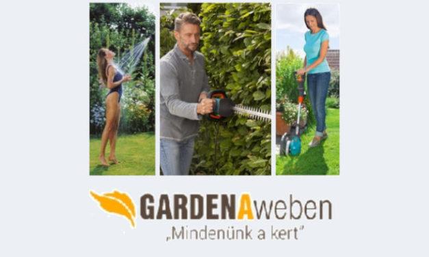 Gardena – A kertész webshop