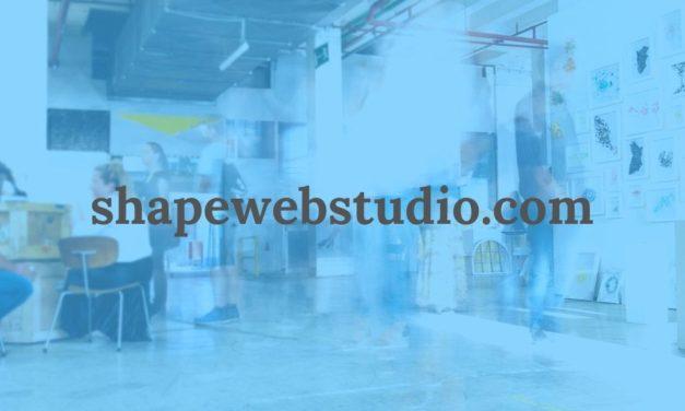 Shape Webstudio –  Weboldal készítés cégeknek, magánszemélyeknek