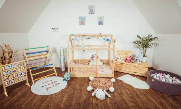 Gyerekbútor és fajáték a Modern Kids-től