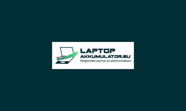 Laptopakkumulator cégbemutató