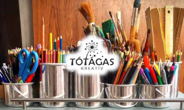 TÓTÁGAS Kreatív Hobbi cégbemutató