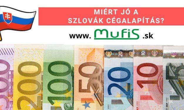 Miért jó a szlovák cég?